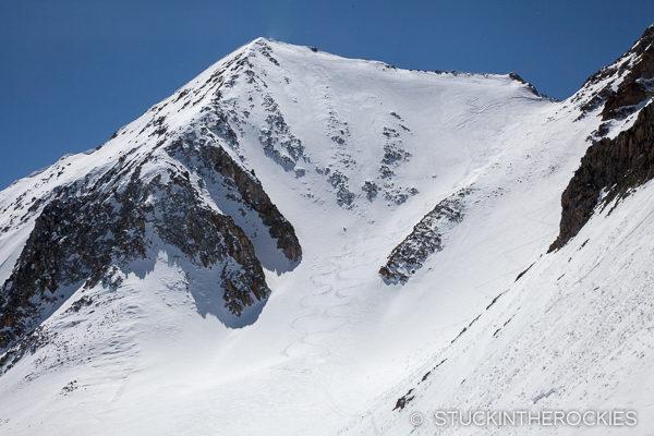 Star Peak North Face
