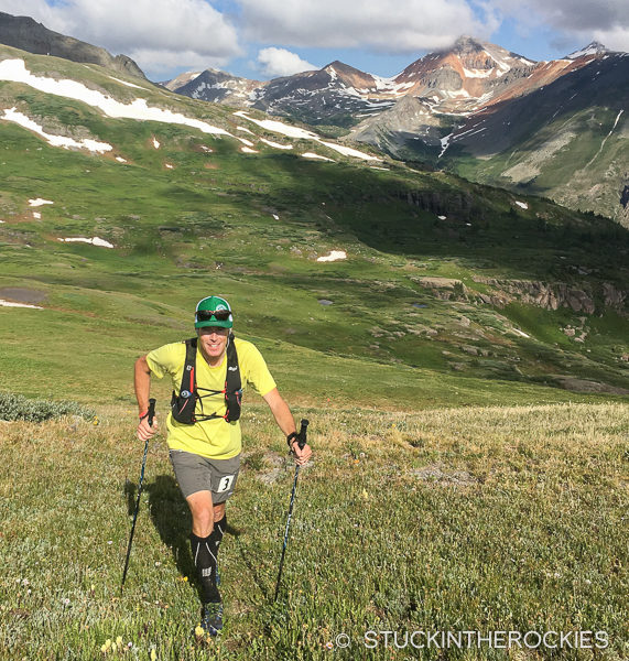 Putnam-Cataract in the Hardrock 100