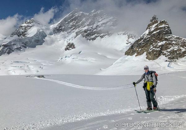 Starting the Berner Oberland Traverse