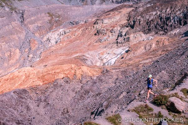Emerald Ridge on the Wonderland Trail