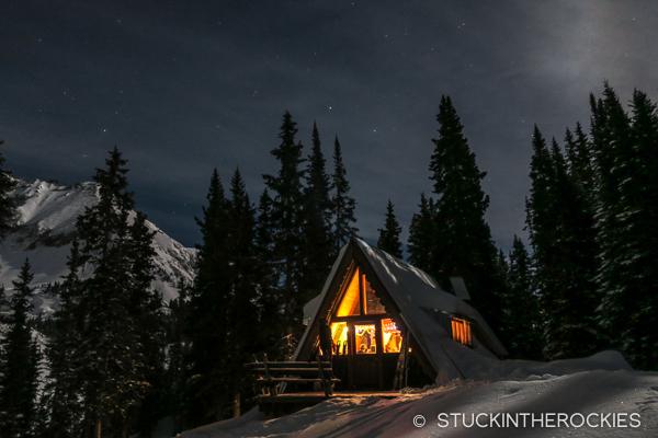 Tagert Hut Christmas