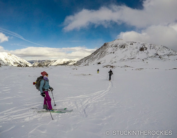 Pearl Basin Oberland