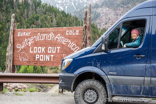 #Vanlife with Aspen Custom Vans
