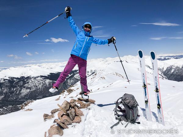 Mount Mamma – 13,646 ft.