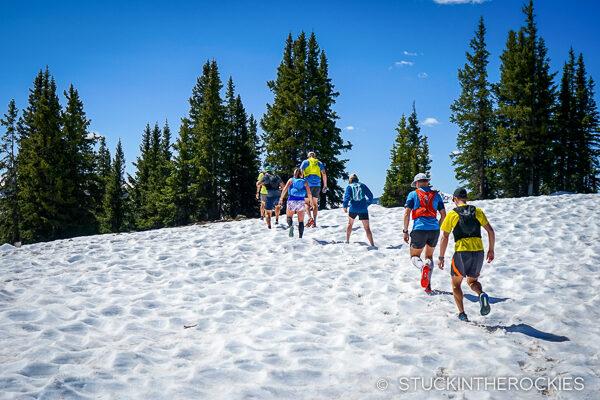 Hiking Mount Yeckel