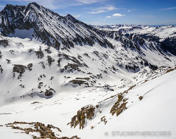 Chris Lane and Snowmass Mountain
