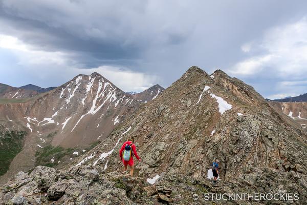 Hiking the Mount Boddington Ridge