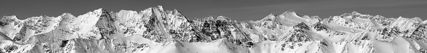 14er ski descents