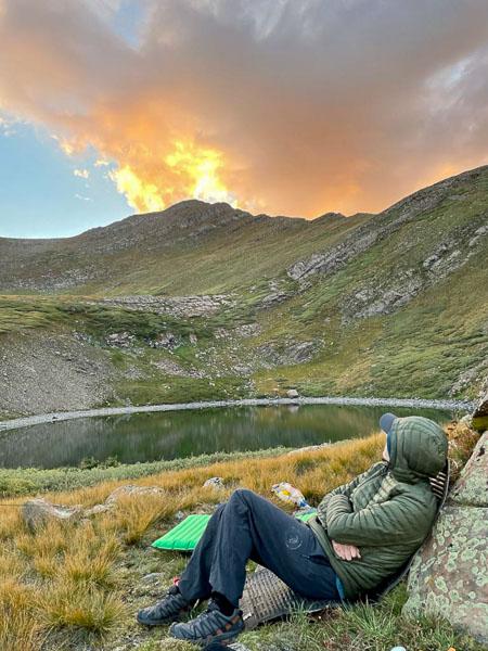 Ted Mahon at venable lakes