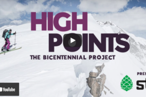 High Points - the Bicentennial Project - A short film on Christy's Colorado ski mountaineering achievements, and what lies ahead.